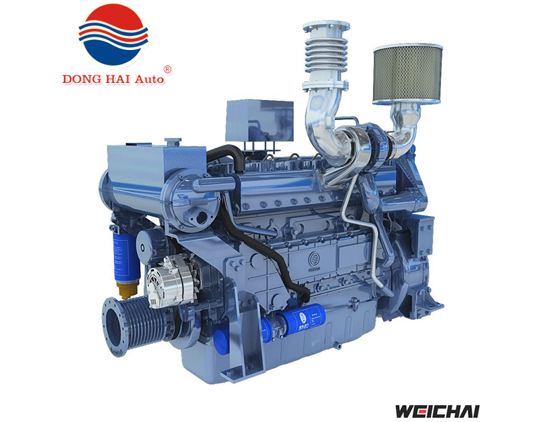 MARINE HIGH-SPEED ENGINE WD10/WD12