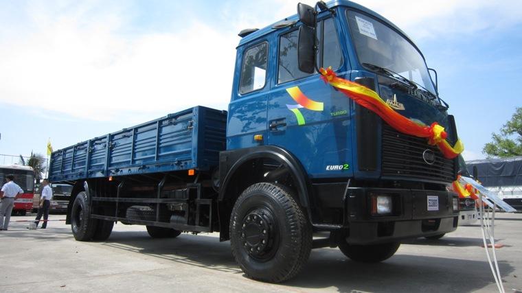 Xe tải Veam 8.3 tấn VT980