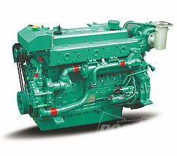 Doosan Marine Engine - MD196TI